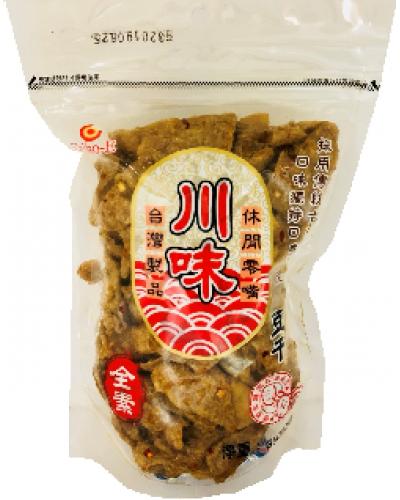 巧益川味豆乾(全素)350g