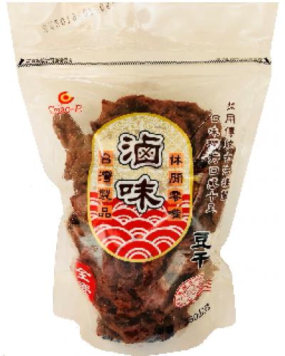 巧益滷味豆乾(全素)350g