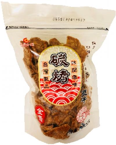巧益碳烤豆乾(全素)350g