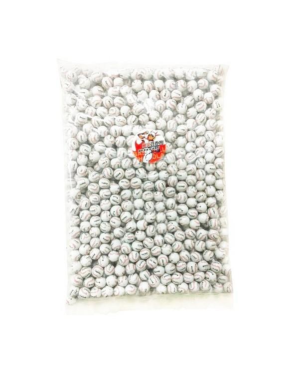 巧益 棒球巧克力 3000g(5斤裝)