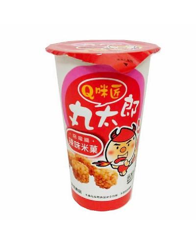 丸太郎 辣味米果 35g