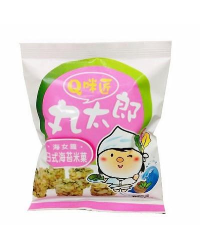 丸太郎 海苔米果 80g