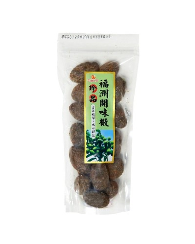 巧益福洲開胃橄欖 390g