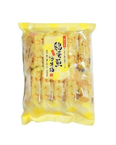巧益雞蛋煎沙琪瑪290g