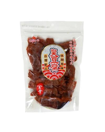 巧益臭豆腐豆乾(全素)370g