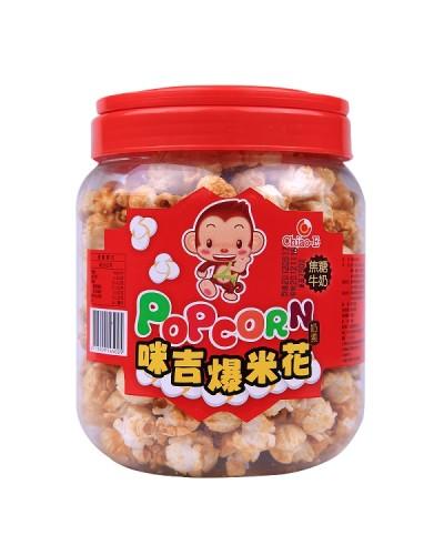 巧益咪吉爆米花-焦糖150g