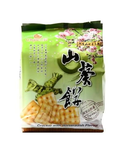 巧益山葵餅160g