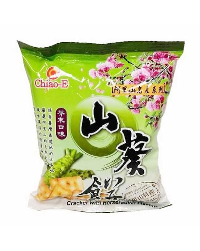 巧益 山葵餅 35g
