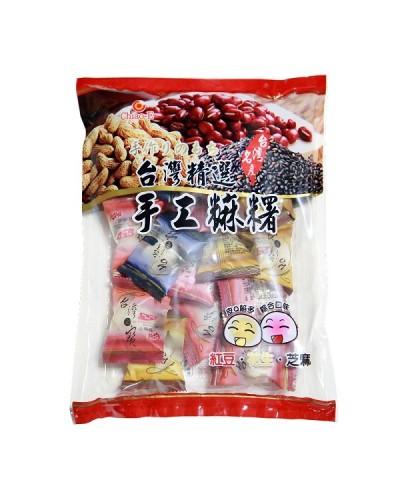 巧益綜合麻糬(全素)300g