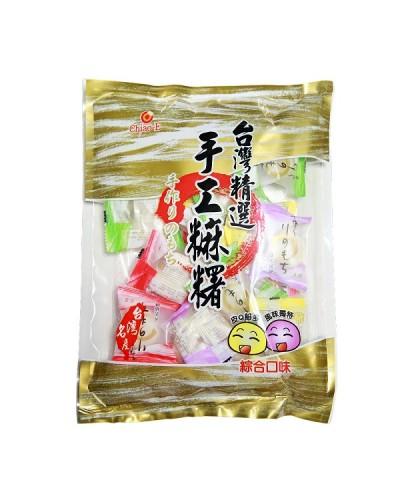巧益水果麻糬(全素)300g