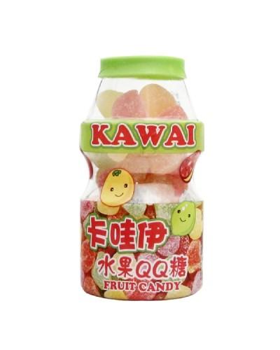 巧益卡哇伊水果QQ軟糖 110g