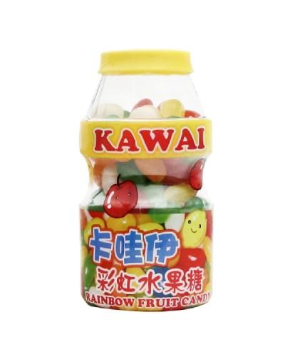 巧益卡哇伊彩虹水果軟糖 130g