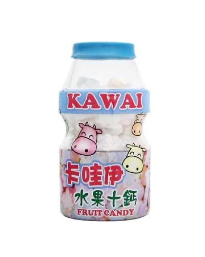 巧益卡哇伊水果+鈣 90g