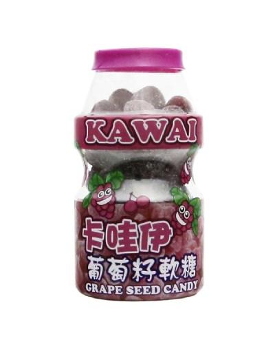 卡哇伊葡萄籽軟糖110g