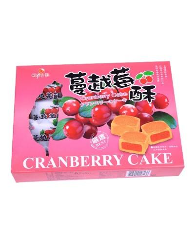 巧益蔓越莓酥250g