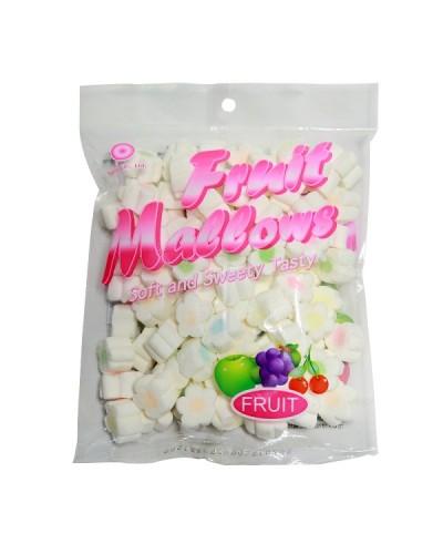 巧益水果棉花糖130g