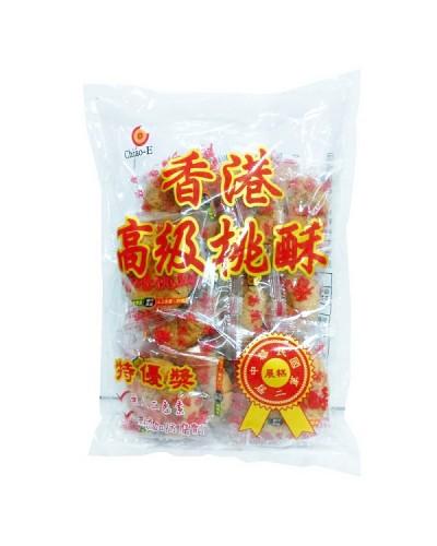 巧益香港高級桃酥275g