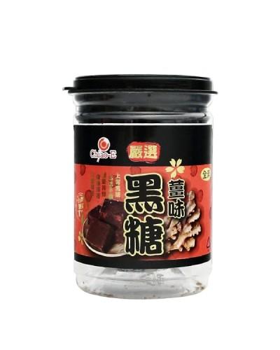 巧益嚴選薑味黑糖290g