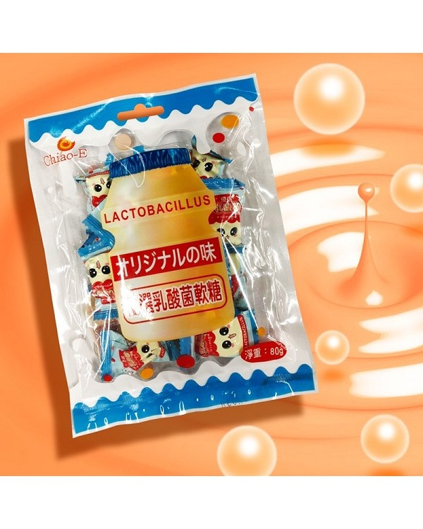 巧益優選乳酸菌軟糖 80g