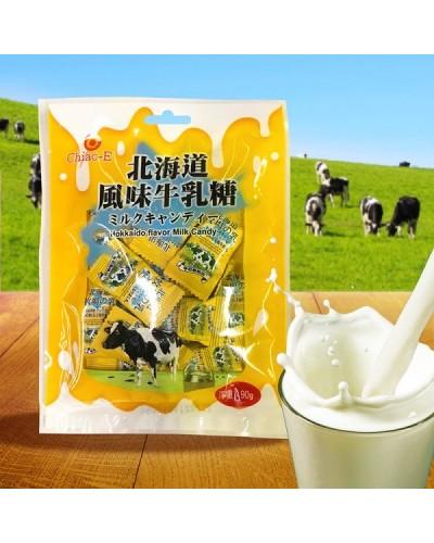 巧益北海道風味牛乳糖 90g