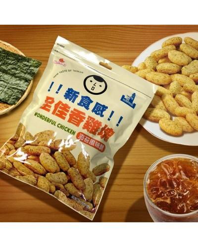 巧益全佳香雞塊(海苔風味酥) 150g