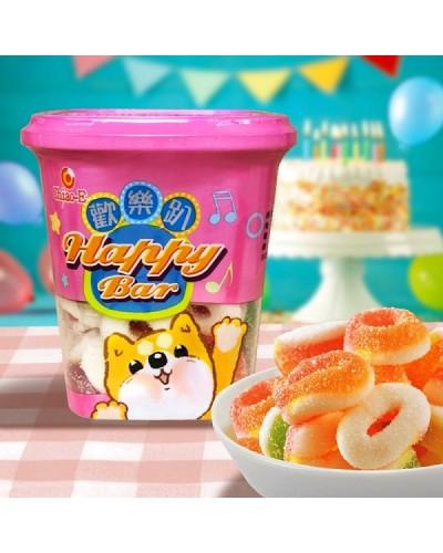 巧益綜合圈造型QQ軟糖 140g