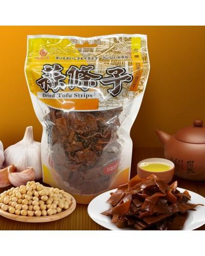 巧益蒜條子豆干(非基因改造) 280g