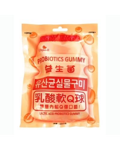 巧益益生菌乳酸軟Q球 60g