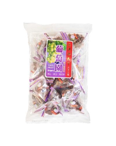 巧益三角包梅子葡萄乾250g