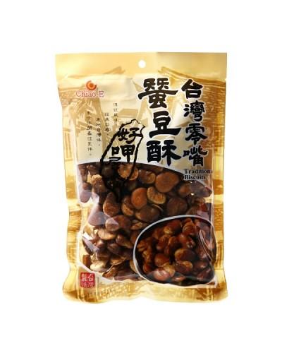 巧益台灣零嘴辣味蠶豆酥250g