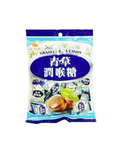 巧益青草潤喉糖150g