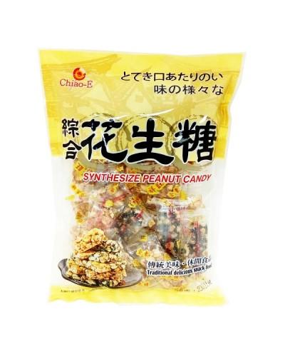 巧益 綜合花生糖 230g