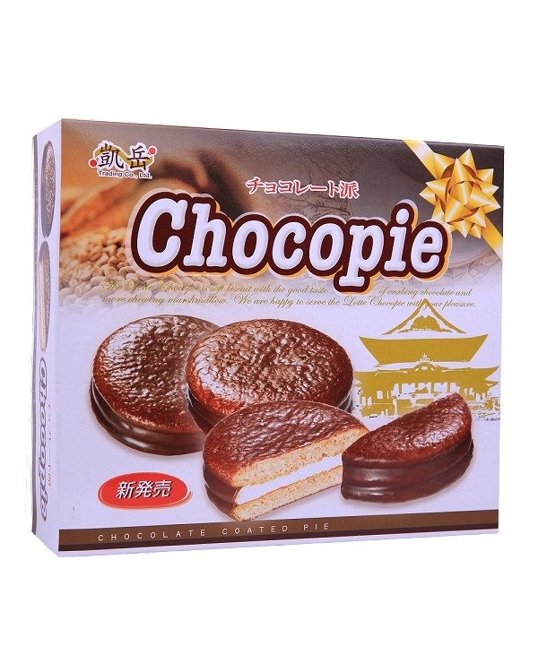 凱岳巧克力派(盒)28g*10粒