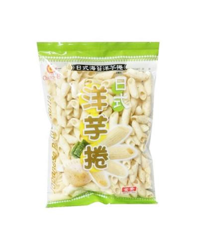 巧益日式洋芋捲 (海苔口味) (全素) 160g