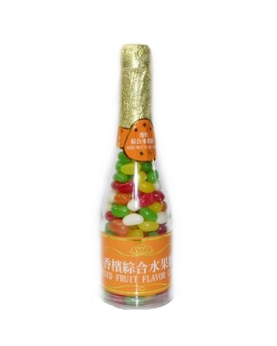 巧益香檳綜合水果糖 (毛重275g 淨重210g)