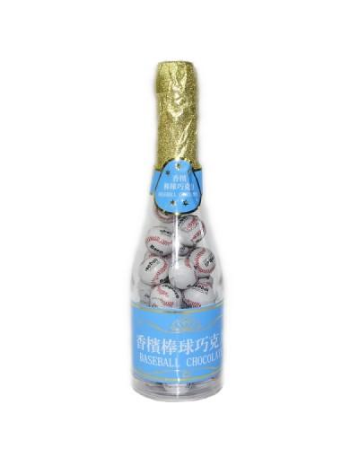 巧益香檳棒球巧克力 (毛重215g 淨重150g)