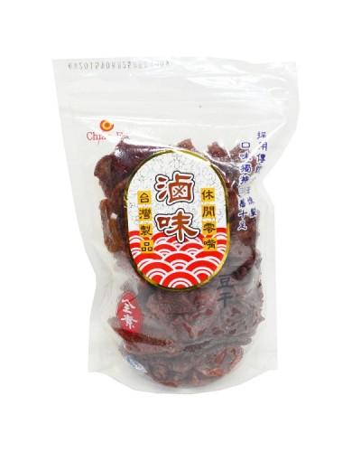 巧益滷味豆乾(全素)400g
