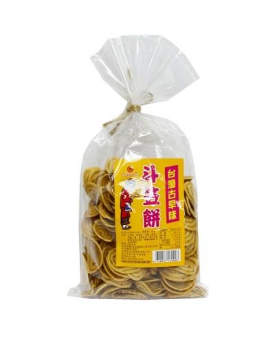 巧益斗笠餅 250g