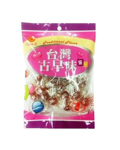 巧益柑梅糖150g
