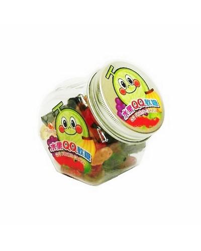 巧益 水果QQ軟糖 (毛重190g淨重150g)