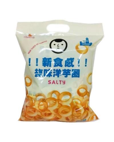 巧益 鹽味洋芋圈(奶素) 144g