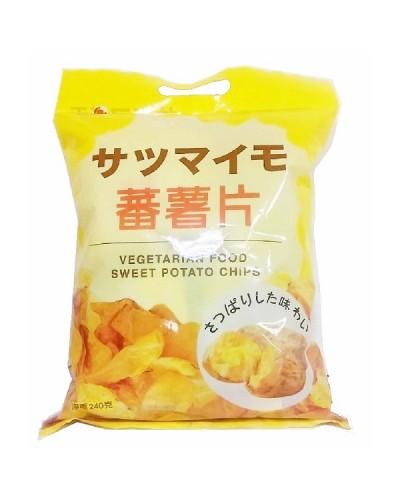 巧益 番薯片 240g