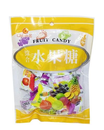 巧益綜合水果糖 140g