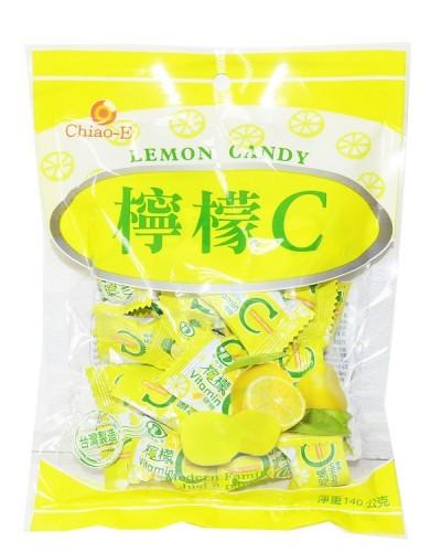 巧益檸檬C 140g