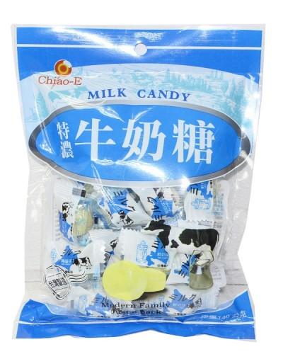 巧益特濃牛奶糖 140g
