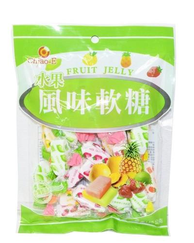 巧益水果風味軟糖 140g