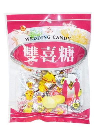 巧益雙喜糖 140g