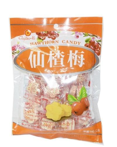 巧益仙楂梅 140g