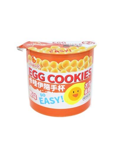 卡哇伊 日式迷你蛋酥-原味(附玩具)