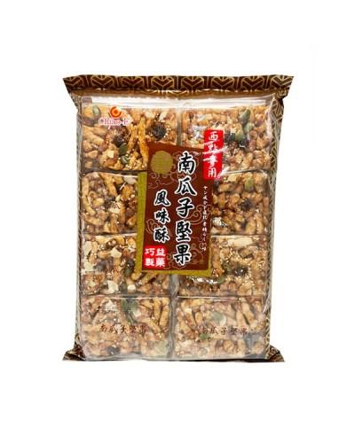 巧益南瓜子堅果風味酥 (蛋素) 400g